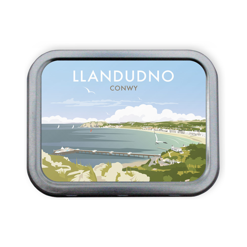 Llandudno Collectors Tin
