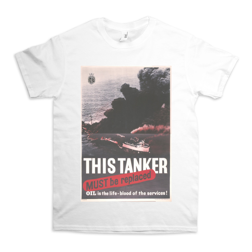 This Tanker Must be Replaced TShirt