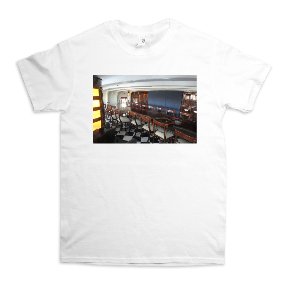 Captain Hardy's Cabin on HMS Victory  TShirt