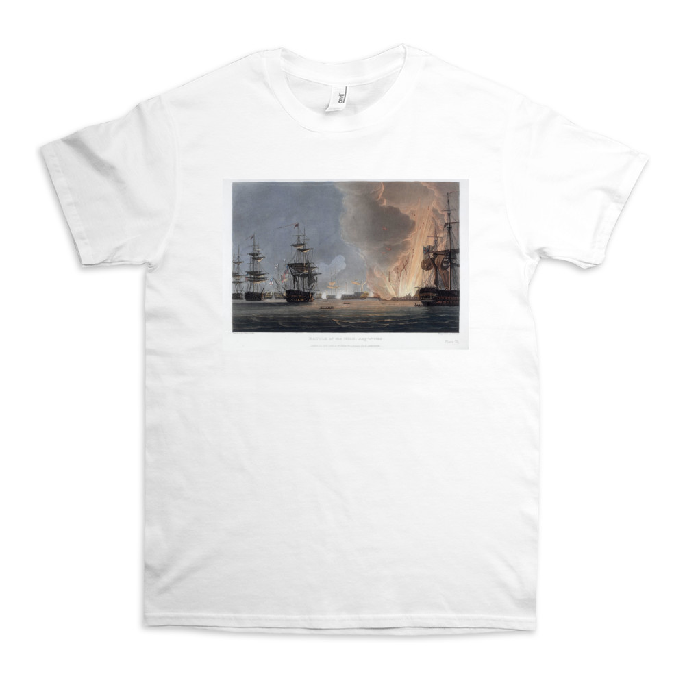 Battle of the Nile, August 1798 TShirt