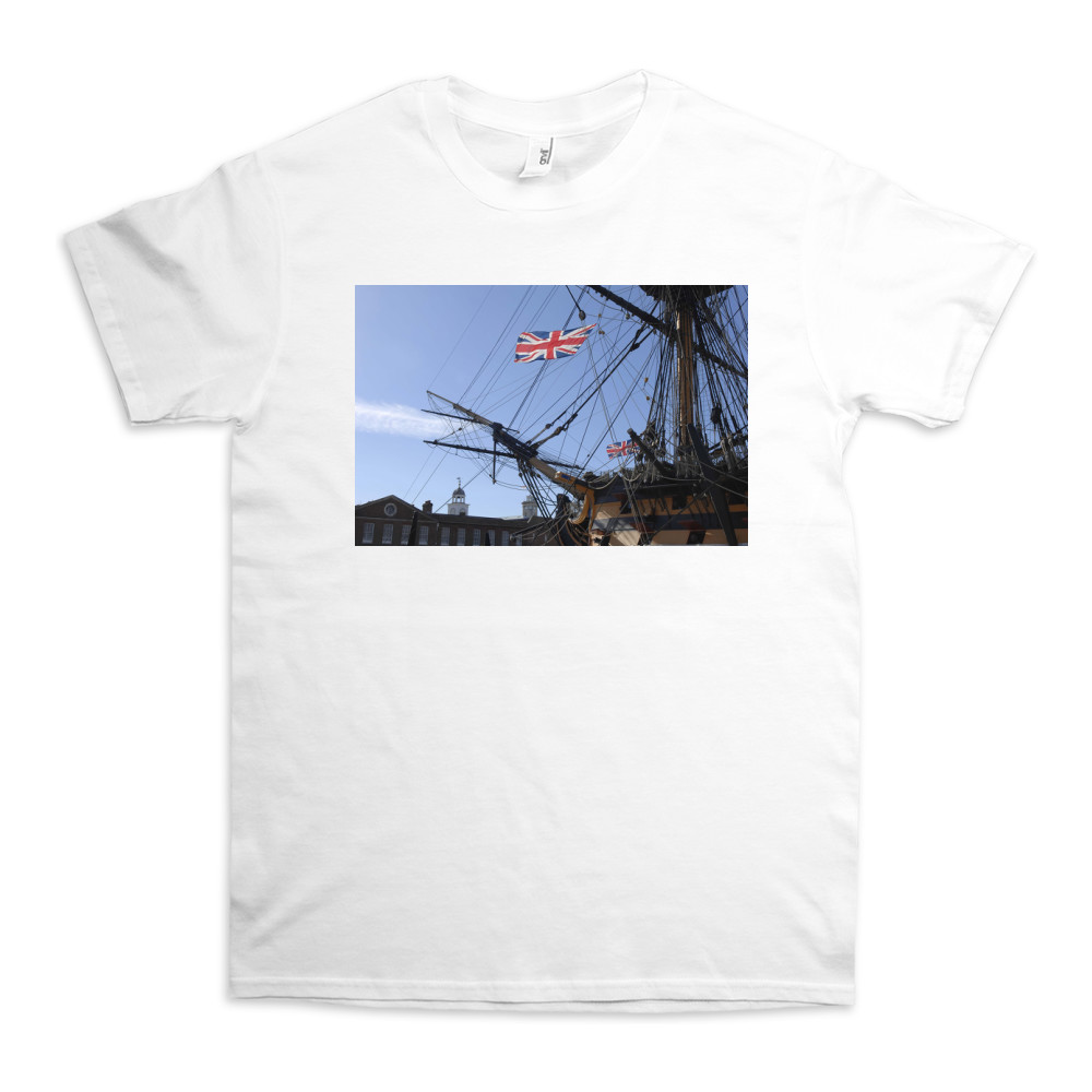 Rigging on HMS Victory, 2010 TShirt