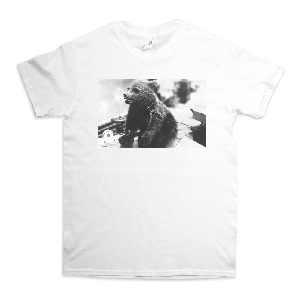 Bear Cub on HMS Ajax TShirt