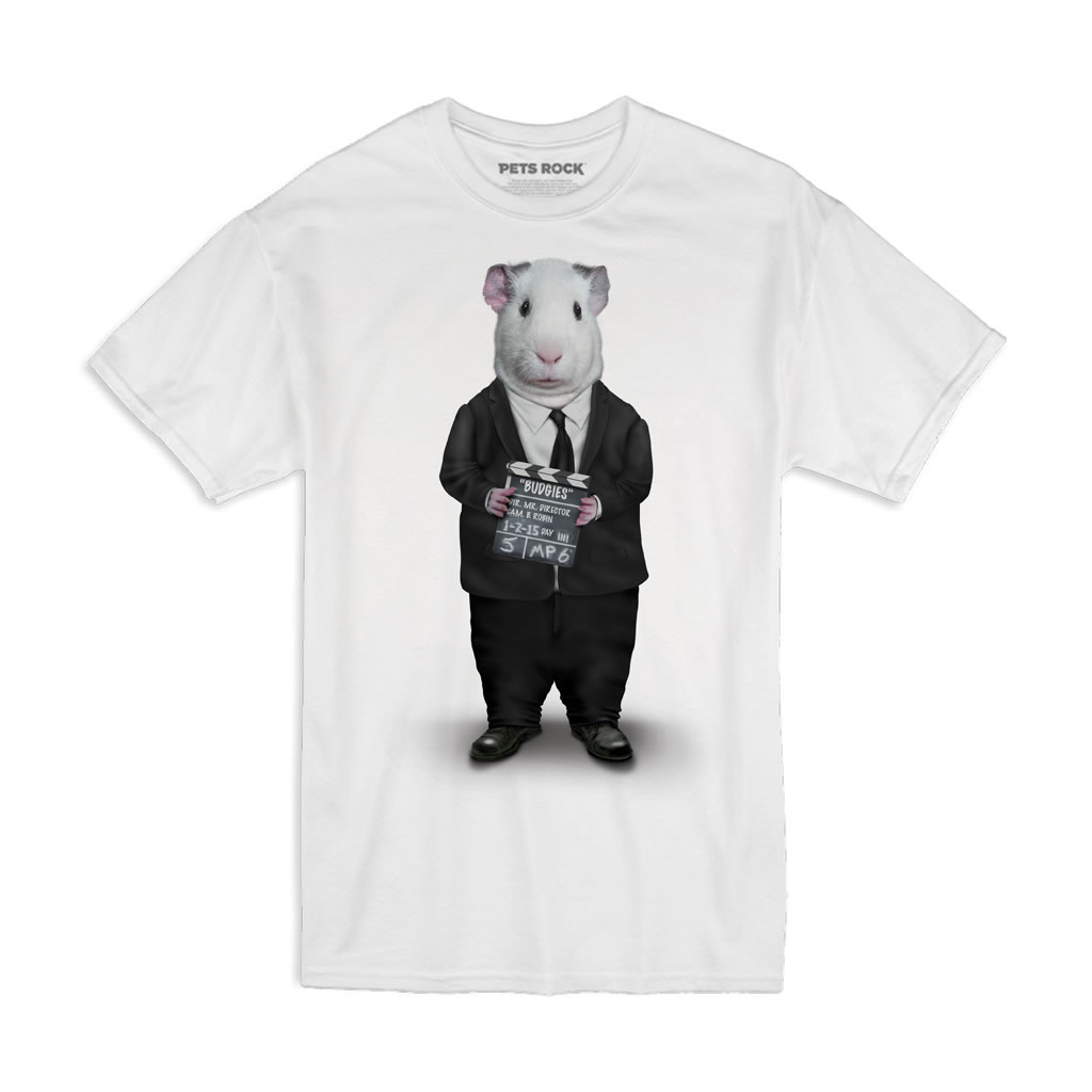 Director Pets Rock Kids T-Shirt